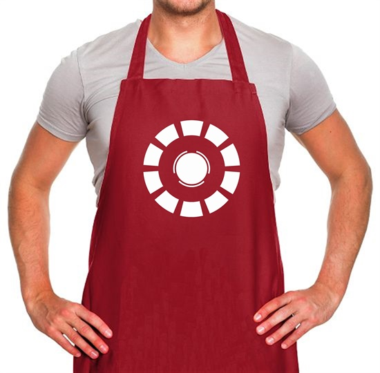 Arc Reactor Iron Man Apron