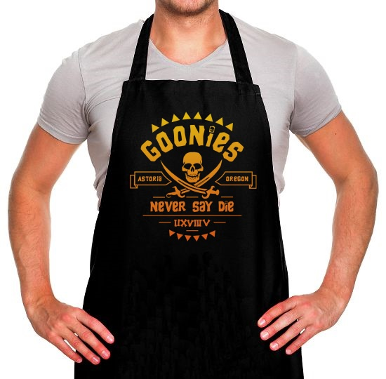 Goonies Never Say Die Apron