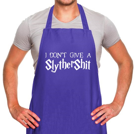 I Don't Give A SlytherShit Apron