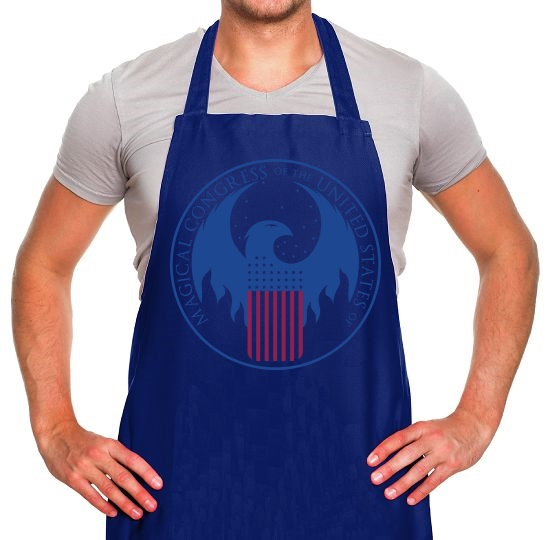 Magical Congress of The US Apron