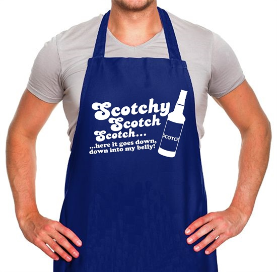 Scotchy, Scotch, Scotch Apron