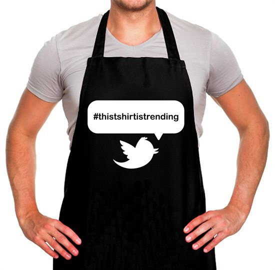 This T-Shirt Is Trending Apron