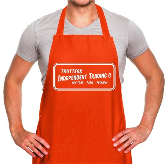 Trotters Independent Trading Company Apron