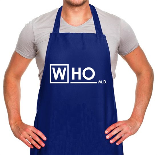 Who MD Apron