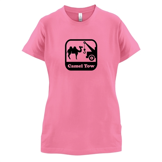 Camel Tow t-shirts for ladies
