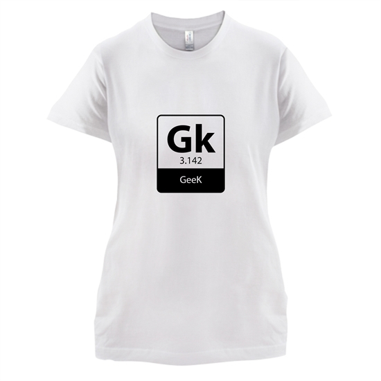 Geek Element t-shirts for ladies