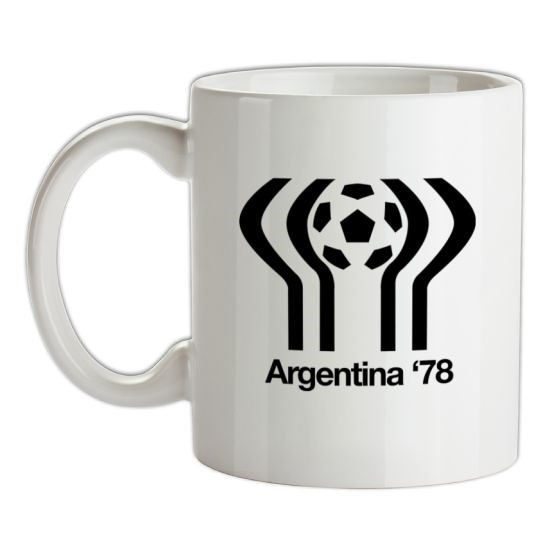 1978 World Cup Argentina t-shirts