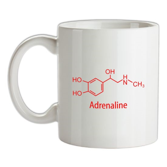 Adrenaline t-shirts