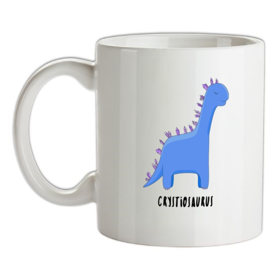 Crystiosaurus t-shirts