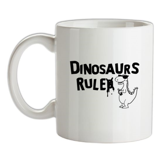 Dinosaurs Ruled t-shirts