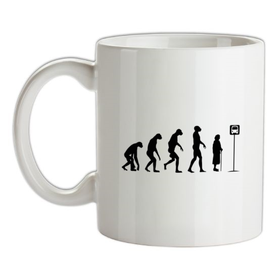 Evolution - Bus Stop t-shirts