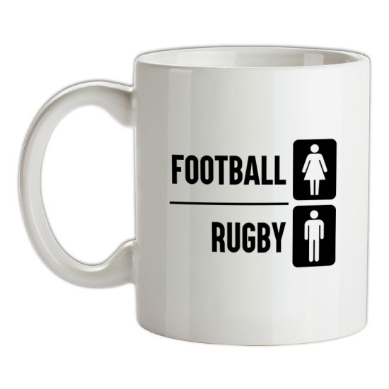 Football Or Rugby t-shirts