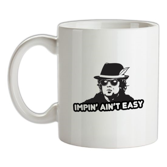 Impin' Ain't Easy t-shirts