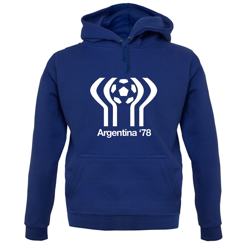 1978 World Cup Argentina Hoodies