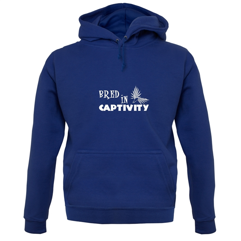 Bred In Captivity Hoodies