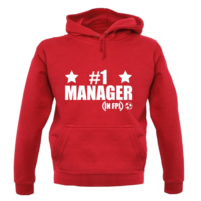 Number 1 FPL Manager Hoodies