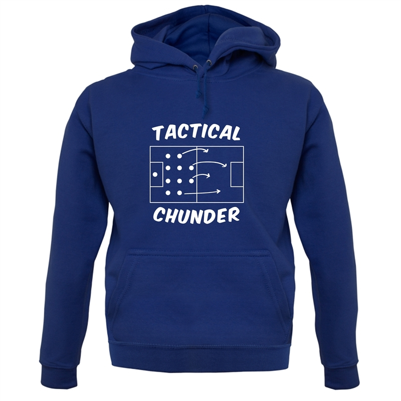 Tactical Chunder Hoodies
