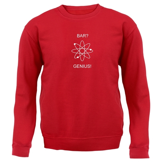 Bar? Genius Jumpers