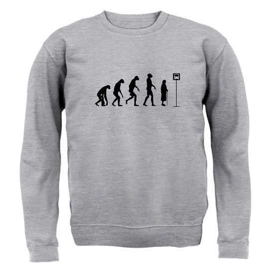 Evolution - Bus Stop Jumpers