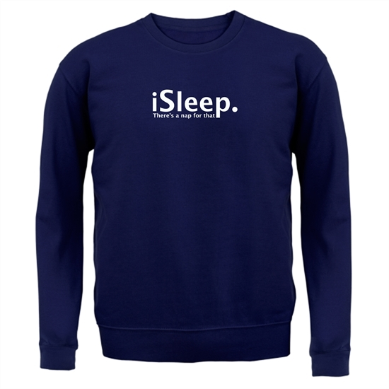 iSleep There's A Nap For That Jumpers