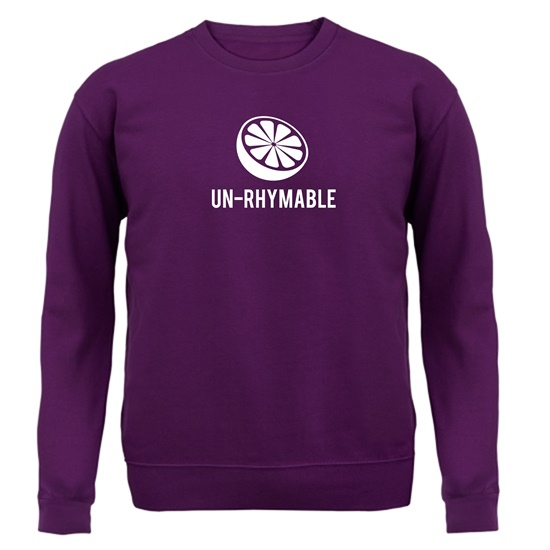 Un-Rhymable Jumpers