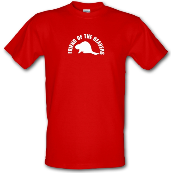 Friend of the Beavers T-Shirts for Kids