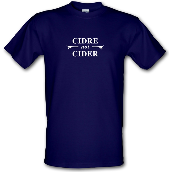 Cidre Not Cider T-Shirts for Kids