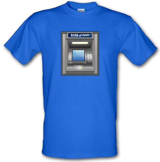 Dad ATM T-Shirts for Kids
