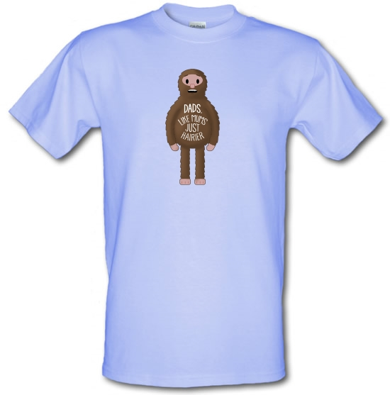 Dads: Like mums... but hairier T-Shirts for Kids