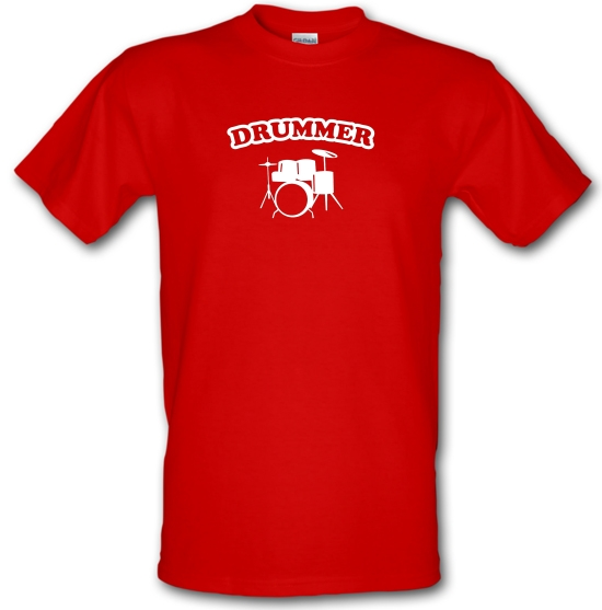 Drummer T-Shirts for Kids