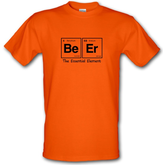 Elements of Beer T-Shirts for Kids