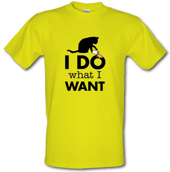 I Do What I Want T-Shirts for Kids