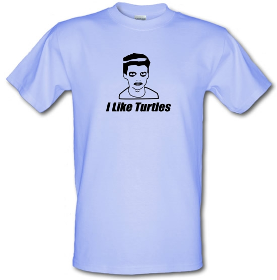 I Like Turtles T-Shirts for Kids