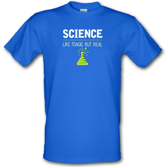 Science : Like Magic But Real T-Shirts for Kids