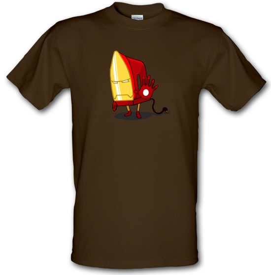 The Ironing Man T-Shirts for Kids