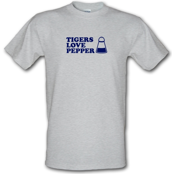 Tigers Love Pepper T-Shirts for Kids