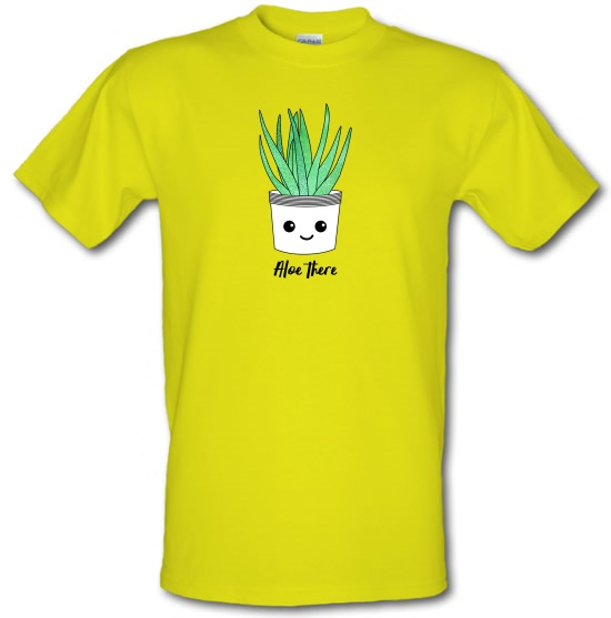 Aloe There t-shirts