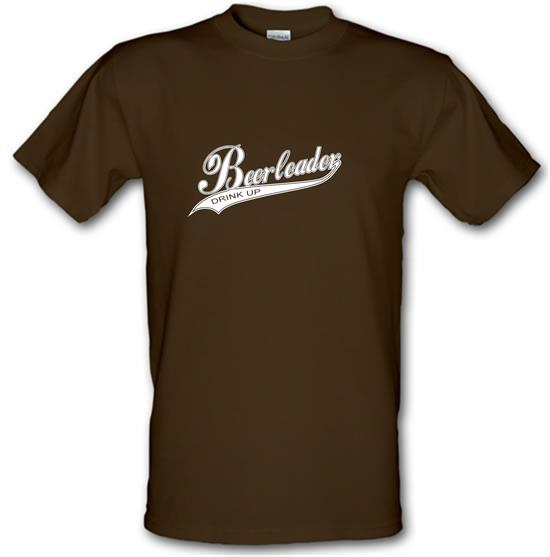 Beerleader Drink Up t-shirts