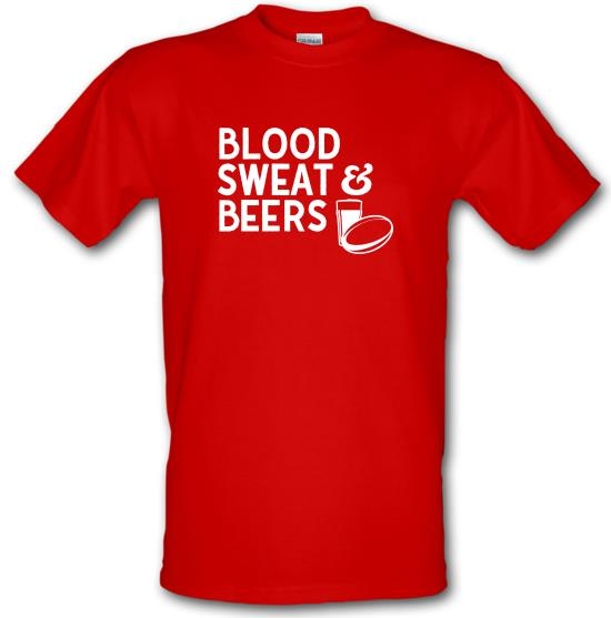 Blood, Sweat & Beers t-shirts