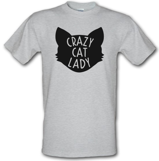 Crazy Cat Lady t-shirts