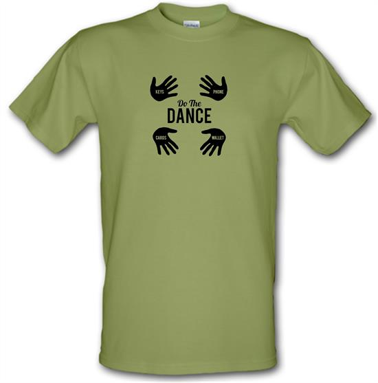 Do The Wallet Dance t-shirts