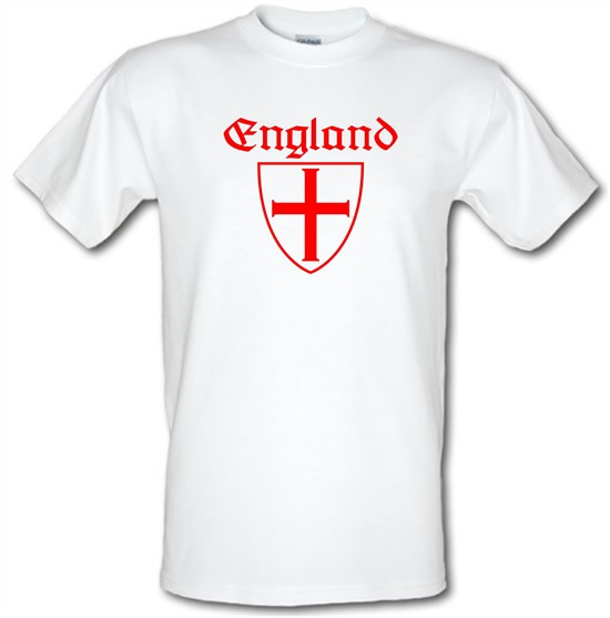England Shield t-shirts