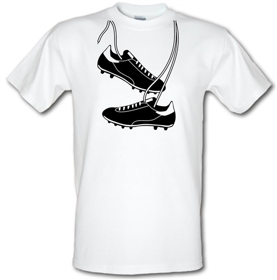 Football Boots t-shirts