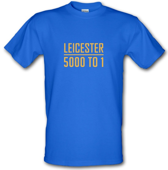 Leicester Odds 15/16 t-shirts