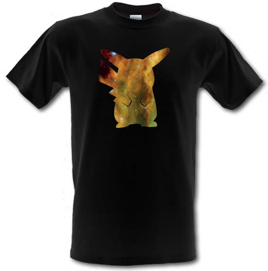 Pika-Galaxy t-shirts