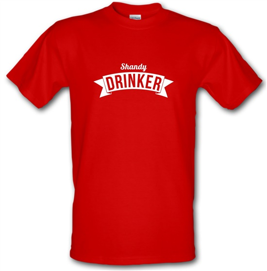 Shandy Drinker t-shirts