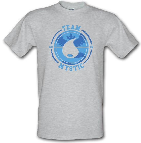 Team Mystic GO t-shirts
