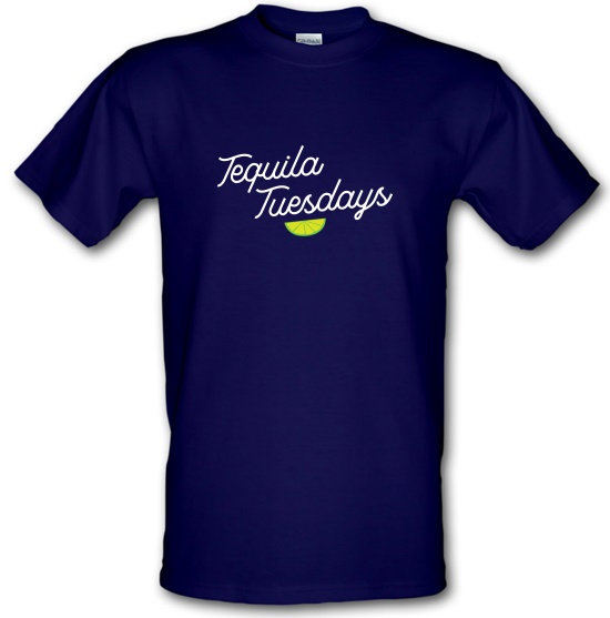 Tequila Tuesdays t-shirts
