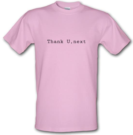 Thank U, Next t-shirts
