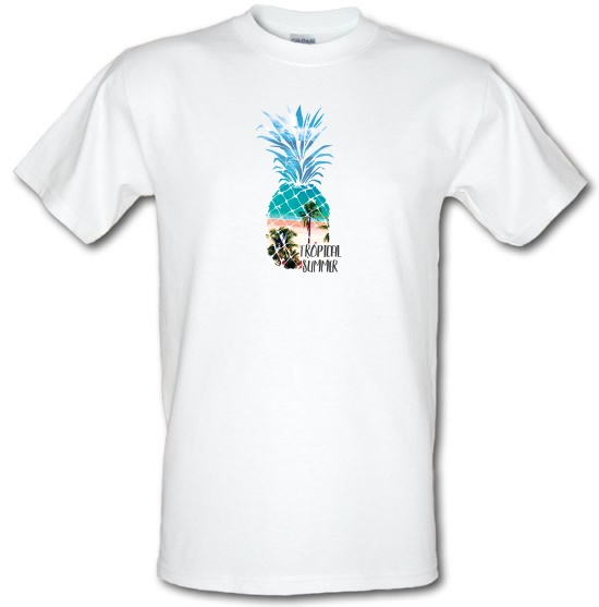Tropical Summer t-shirts
